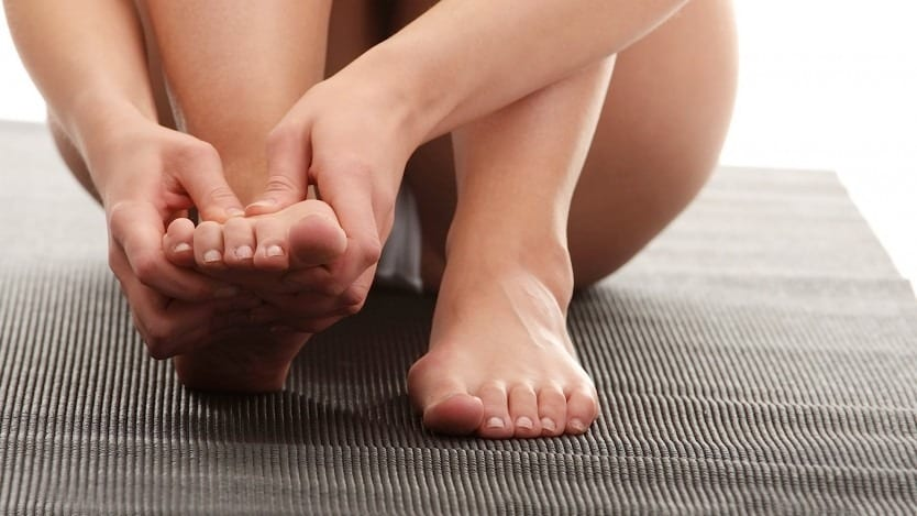 Simple Methods for Getting Rid of Foot Cramps - Foot and Ankle Clinic